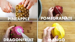 How To Slice Evęry Fruit | Method Mastery | Epicurious