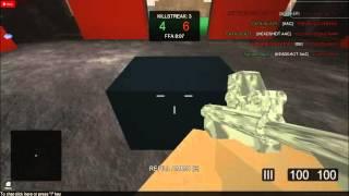 Roblox: Schlachtfeld-Profi-Fähigkeit