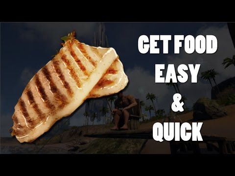 Ark survival evolved ps4 how to get food fast and easy 2017 ark survival evolved ps4 how to get food fast and easy 2017 forumfinder Gallery