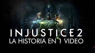 Injustice 2: La Historia en 1 Video