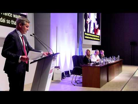 France: Official statement at the Global platform for Disaster Risk Reduction 2017