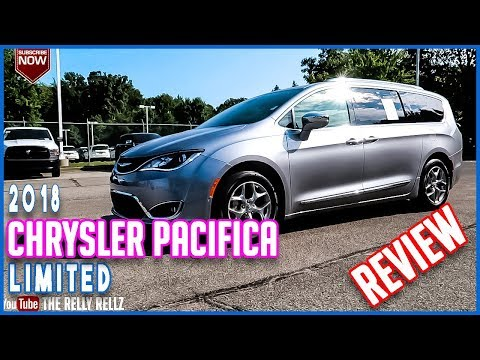 Car Review:  2018 Chrysler Pacifica Limited