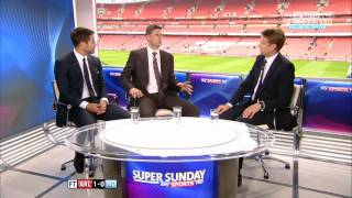 arteta goal and interview vs manchester city