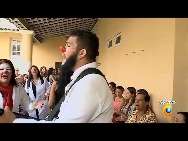 Doutores da Felicidade fazem campanha em prol do Hospital de Câncer de Pernambuco