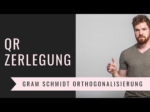 Laplacescher Entwicklungssatz, Beispiel 4X4, Determinante bestimmen | Mathe by Daniel Jung from YouTube · Duration:  3 minutes 33 seconds