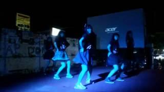 "[141231] Soulmate Girls - A Pink "" LUV "" + "" Mr. Chu "" Dance Cover"