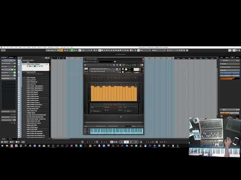 ETHERA Gold 2.0 - Core Synth 2 walkthrough