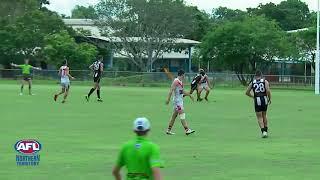 2018/19 NTFL Play of the Round - Round 13 - James Wray (Waratah FC)