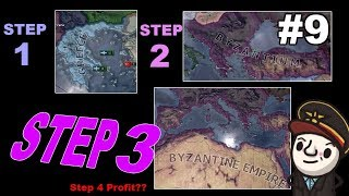 Hearts of Iron 4 - Waking the Tiger - Restoration of the Byzantine Empire - Part 9