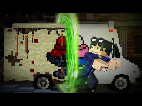 ПОСТРОИЛ СОСТАРИВАТЕЛЬ в Майнкрафт - Страшилки Minecraft