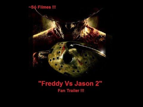 Fan Trailer De Freddy Vs Jason 2 So Filmes Youtube