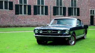 Ford Mustang GT Fastback HiPo - 1965