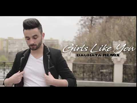 Maroon 5 - Girls Like You (Vlad Ivan Bachata Remix) ft. Jonah Baker