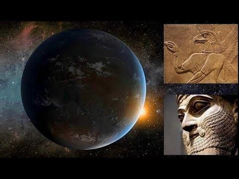 O Retorno dos Anunnaki e do Planeta Nibiru