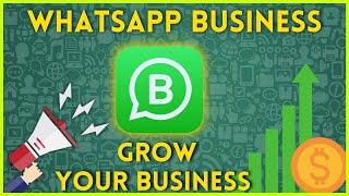 How to make WhatsApp Business Account    Grow your business with WhatsApp business in Tamil (2021) screenshot 5