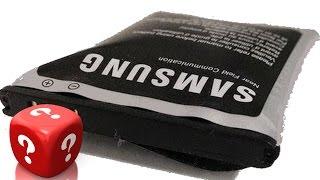 Como Arreglar una batería de celular o otras
