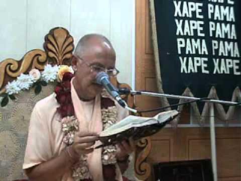 Шримад Бхагаватам 3.9.14 - Бхакти Вигьяна Госвами
