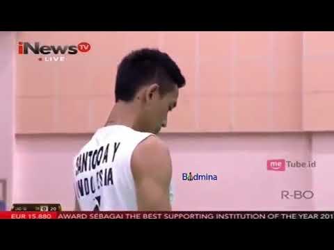 Final Ganda Putra Wahyu Nayaka Arya & Ade Yusuf vs Liao Minh Chun Su Chen Heng Vietnam Ope