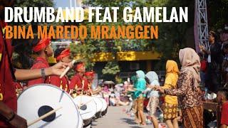 Download lagu Kidung Wahyu Kolosebo Drumband feat Gamelan BINA MAREDO MRANGGEN MP3