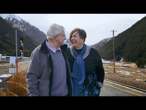 Why did this kiwi couple love the TranzAlpine so much? Mp3