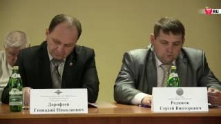 Итоги работы отдела МВД России по г. Мичуринску за 2016 год