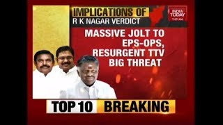 TTV Dinakaran Says EPS-OPS Govt Will Fall In 3 Months