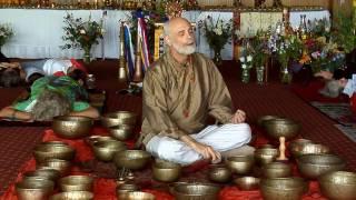 Tibetan Singing Bowl Concert and Meditation#2 tibetanbowlexperience.com