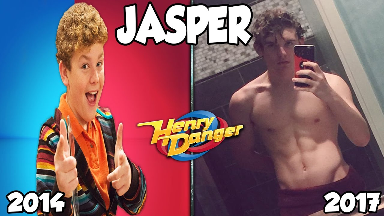 HENRY DANGER Cast Then and Now 2017