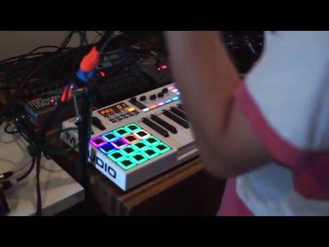 Javelin - M-Audio Code Series Keyboards