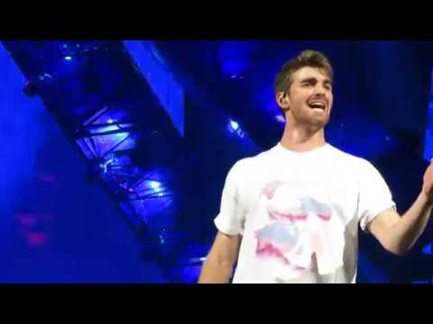 The Chainsmokers - Speech & Push My Luck (Buffalo, New York 10-12-19) (World War Joy Tour)