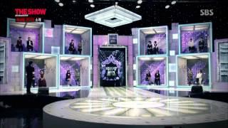 [HD] 140108 MTV The Show - Tiffany Cut