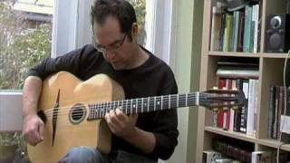 Gypsy Jazz Guitar Lesson: I Can