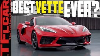 Here's Why The New 2020 C8 Chevy Corvette is LAME! | No, You're Wrong Ep. 11