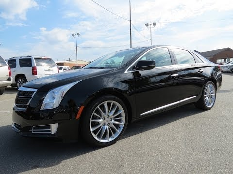 2014 Cadillac XTS4 V-Sport Twin Turbo Start Up, Exhaust, and In Depth Review