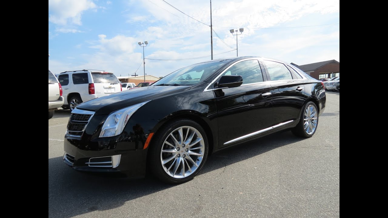 cadillac xts and specs auto pictures com information database models