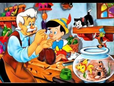 Pinocchio Cap 01-14 - Carlo Collodi