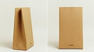 Really Doe?  Brown Paper Bag Costs $290