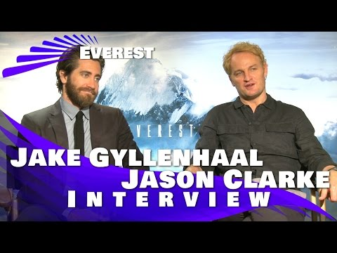 Everest: Jason Clarke & Jake Gyllenhaal Movie Interview