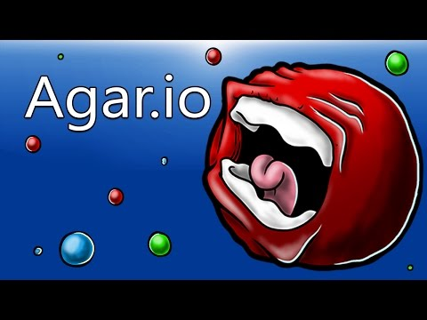 Agar.io - Ep. 2 (Helping with that #1 spot!) with friend clones!