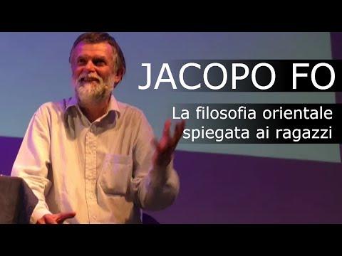Jacopo Fo - La filosofia orientale