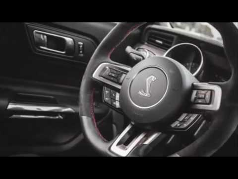 Shelby Gt500 2017 Interior