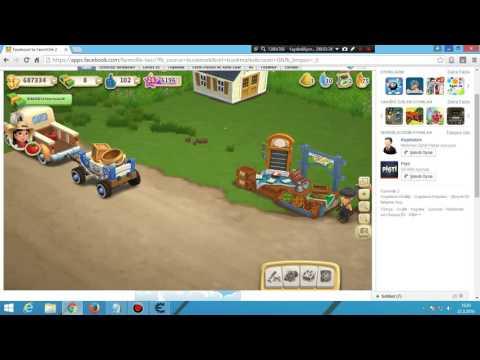 Farmw Ville 2 Para Ve Level Hilesi