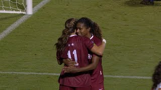 Recap: Stanford women's soccer turns it up in the second half for 2-0 win over Arizona