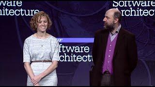 """""""Agile Architecture"""" - Molly Dishman & Martin Fowler Keynote"""