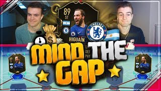 FIFA 19: Chelsea IF HIGUAIN Mind the Gap 🔥⌛😂