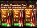 8 Ball Pool - NEW THANKSGIVING CUES (GOODLUCK vs BADLUCK) EPIC GAMEPLAY [HD]