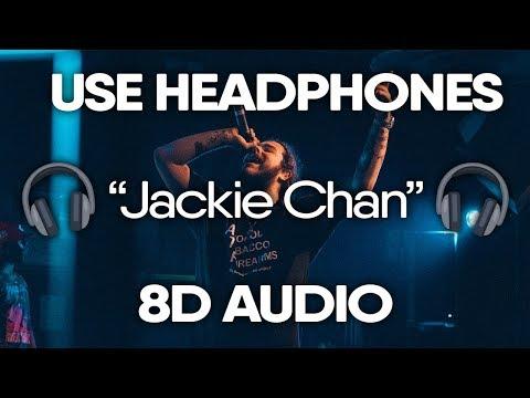 Post Malone, Tiësto, Dzeko & Preme – Jackie Chan (8D AUDIO) 🎧