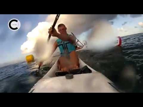 Varsity College Marine Surfski Series 2012