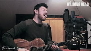 Repeat youtube video Lee DeWyze - Blackbird Song [The Walking Dead] by Gary McDowell