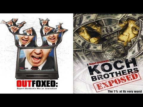 KOCH BROTHERS EXPOSED, OUTFOXED + more with Robert Greenwald